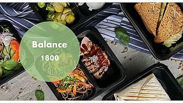 Доставка правильного питания BALANCE 1800 бесплатно в Москве и МО - заказать рационы готовой еды по выгодным ценам