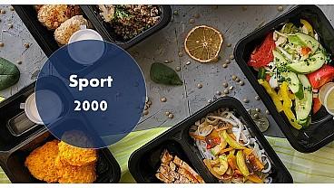 Доставка правильного питания SPORT 2000 бесплатно в Москве и МО - заказать рационы готовой еды по выгодным ценам
